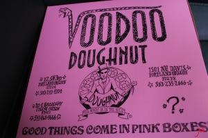 doughnut box flat